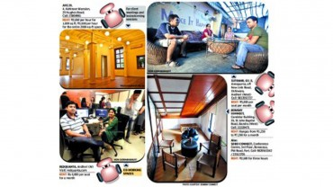 SutraHR Mumbai Coworking Office Spaces Covered in Hindustan Times