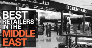 Top Retailers in Middle East