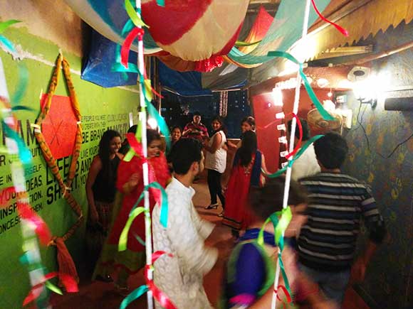 Navratri Festivities at Sutra