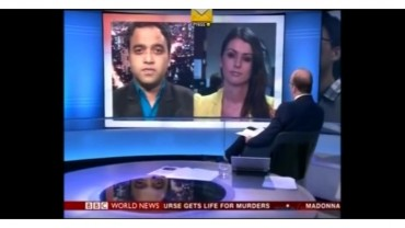 Waqar Azmi (Founder & CEO, Sutra Services) featured on BBC news