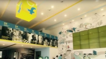 Flipkart's Brand New Office Video Will Blow Your Mind and Make You Want To Quit Your Job
