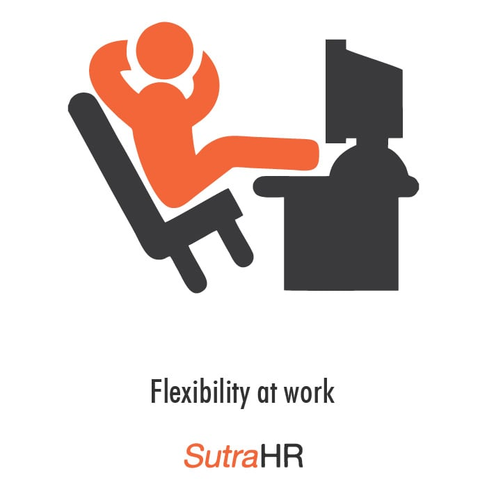 flexibility at work place