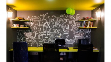 SutraHR ft. in Inc42's List of 8 Sexy Indian Startup Offices
