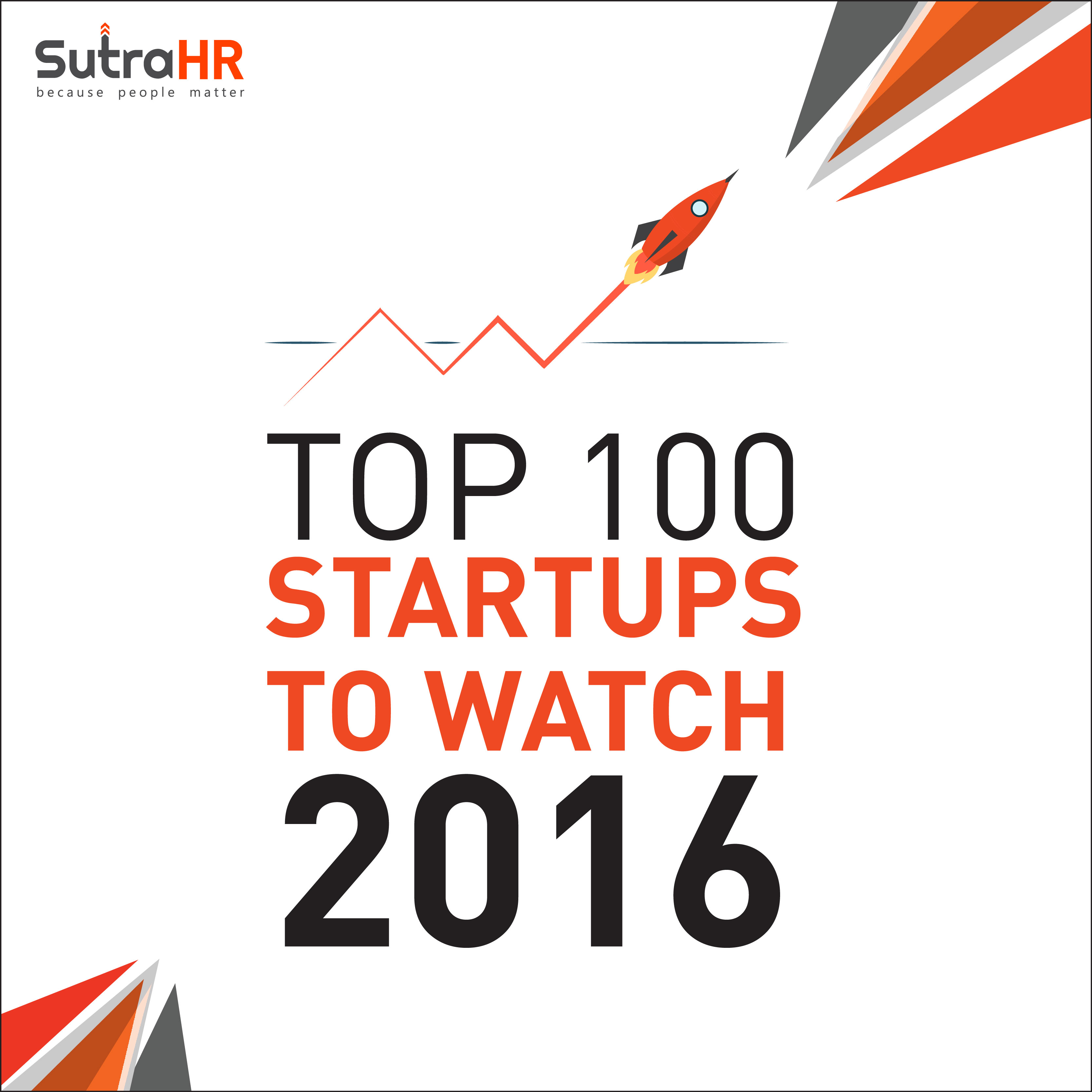 Top 100 Startup to Watch in 2016