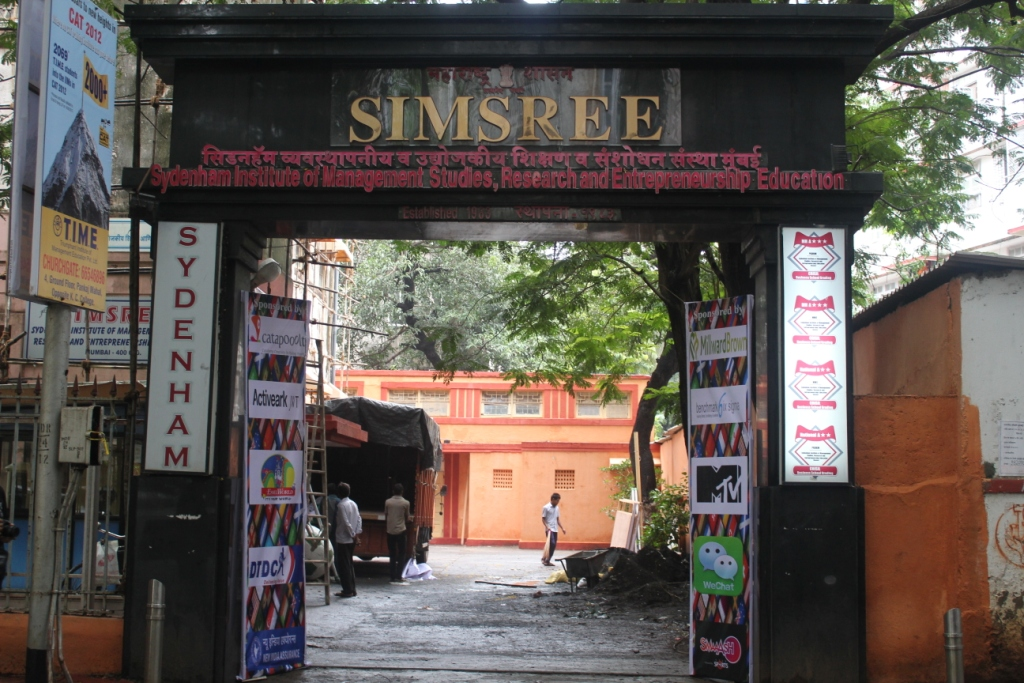 Top MBA College in Mumbai - SIMSREE
