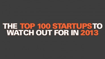 Top 100 Startups in India to Watch in 2013