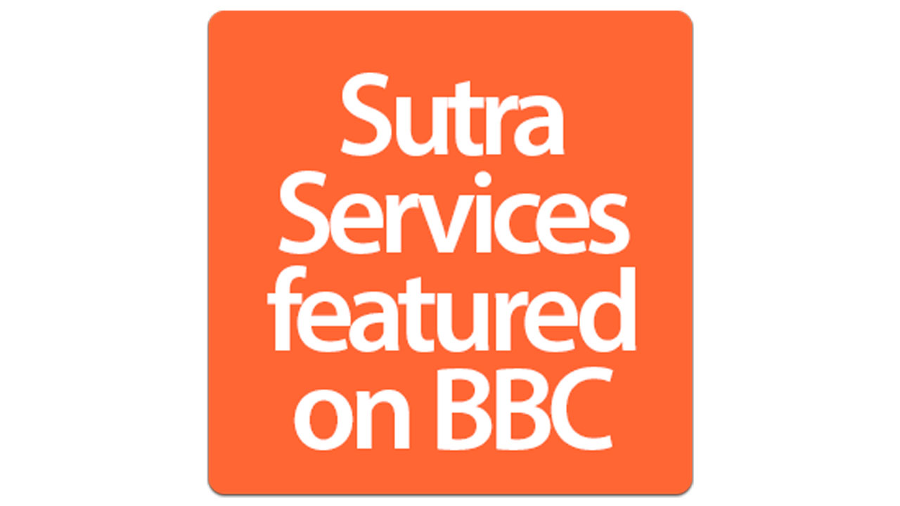 Sutra Services Featured on BBC India Business Report India's Growth & Its Impact on Jobs