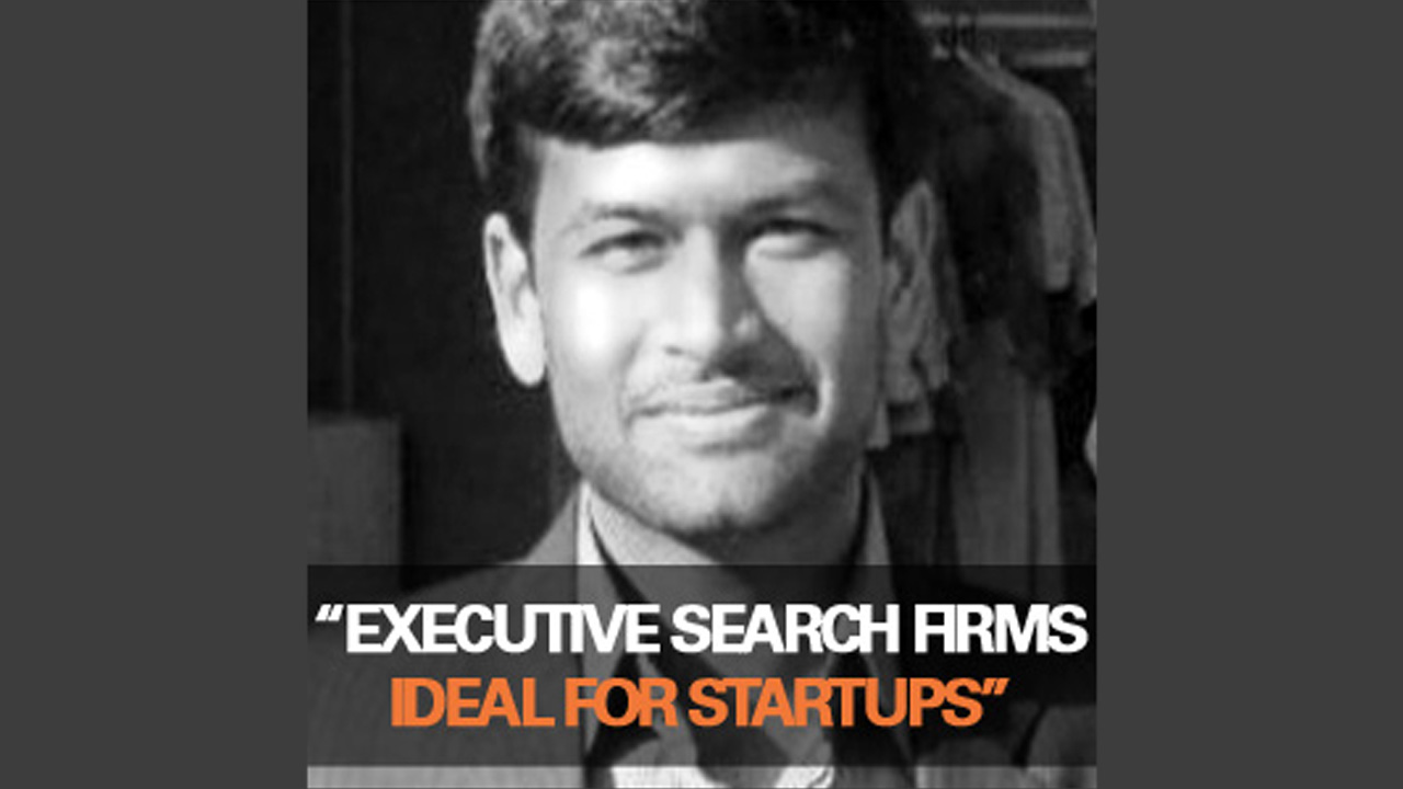 Phanindra Sama, the chief executive officer of redBus, spoke about their journey and highlighted the importance of executive search firms for Indian startups.