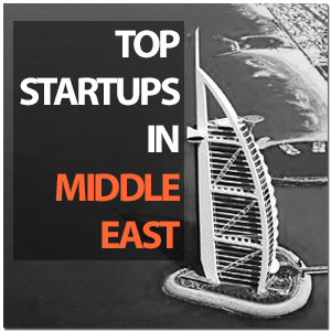Top Startups Middle East