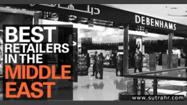 25+ Best Retailers in the Middle East