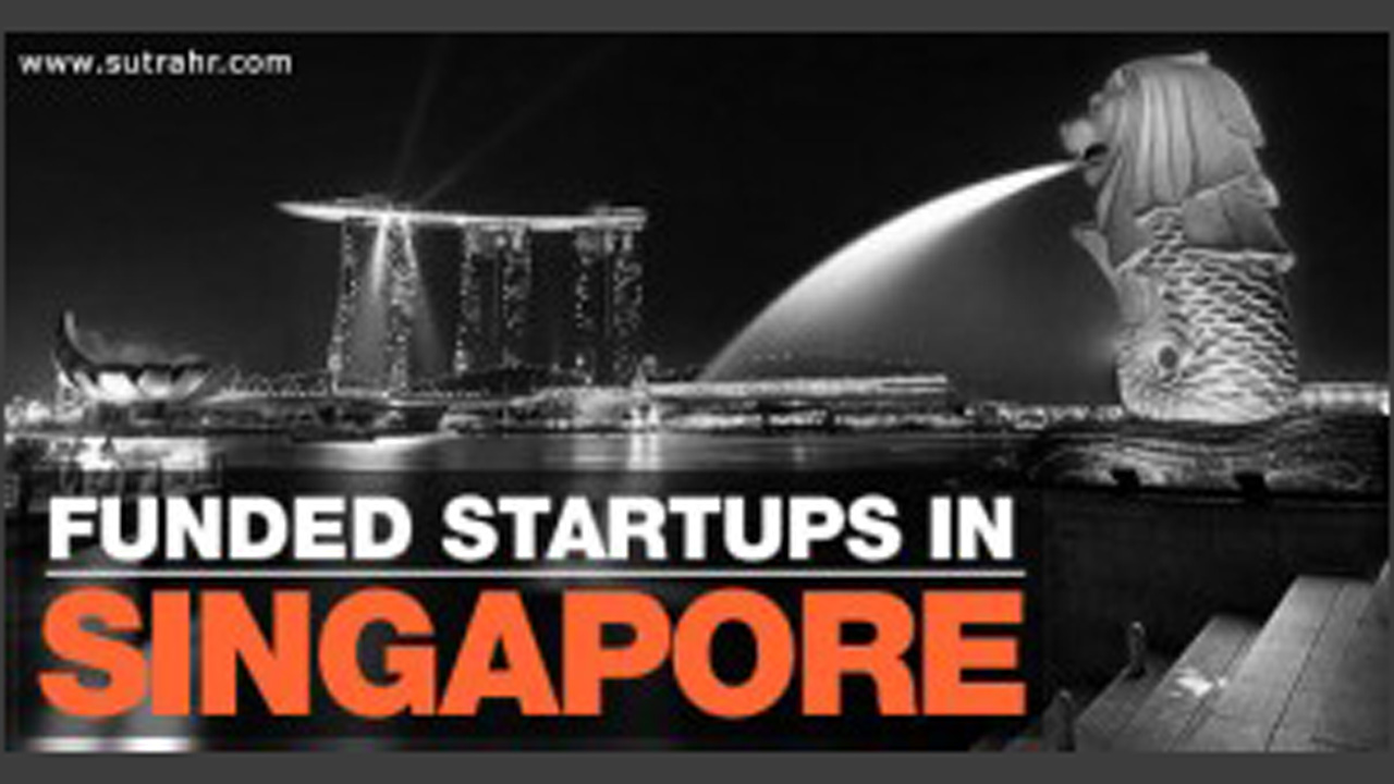 40+ Funded Startups in Singapore