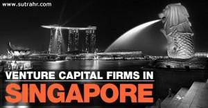 Venture Capital Firms Singapore