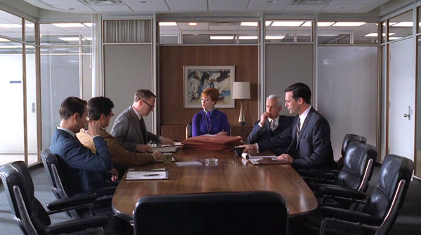 Everybody in Conference Room