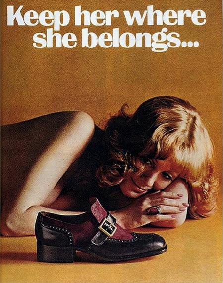 Sexist Advertisment