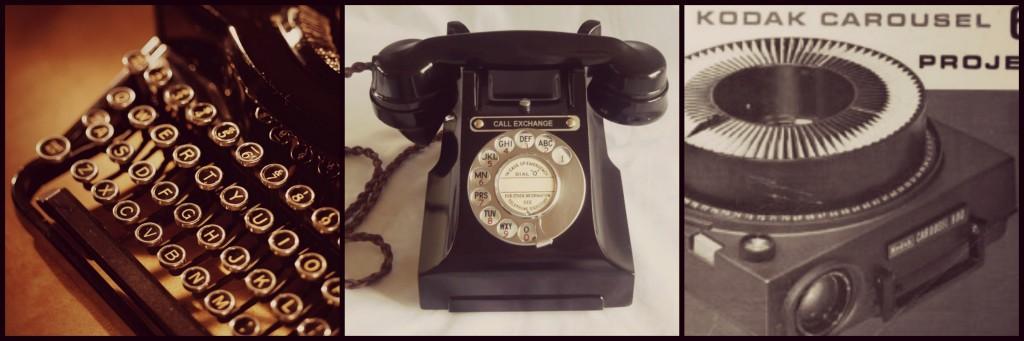 Gadgets of the Mad Men Era