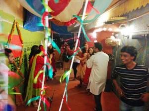 Navratri Festivities at Sutra