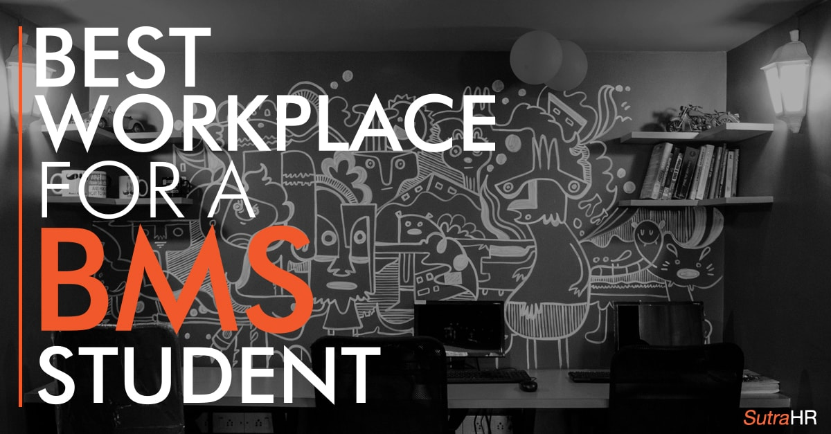 Best Workplace for BMS Freshers