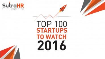 Top 100 Startups in India to Watch in 2016