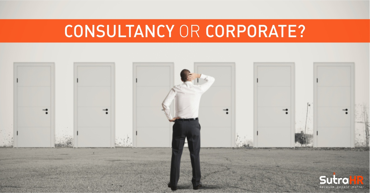 Consultancy OR Corporate