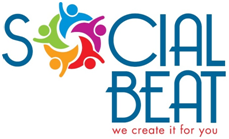 Social Beat Logo