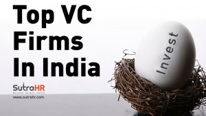 Top VC Firms India