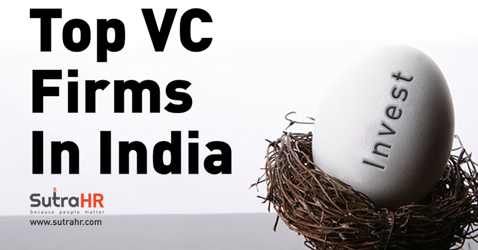 Top 50 VC Firms in India