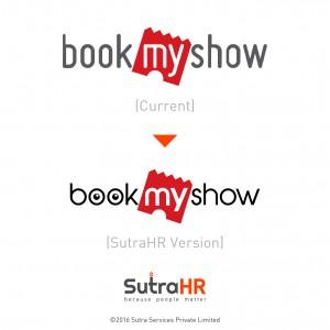 bookmyshow startup logo redesigned