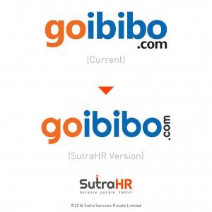 goibibo startup logo redesigned