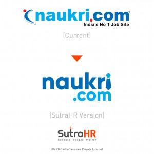 naukri startup logo redesigned