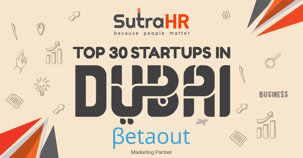 Top 30 Startups in Dubai