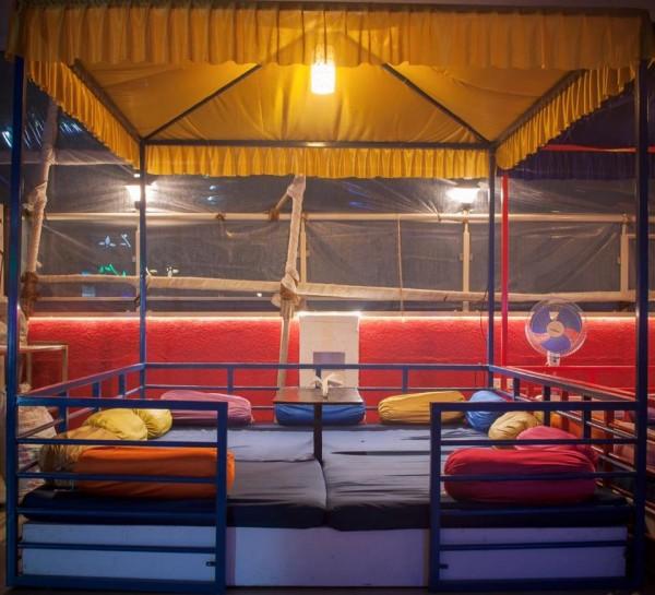F1 Lounge
