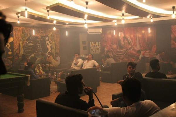 The Hookha Lounge