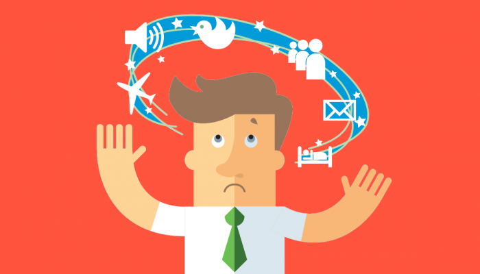 Top Distractions At Workplace & How To Manage Them