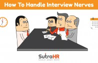 how to handle Interview nerves