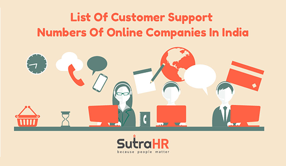 List Of Customer Care Numbers Every Online Shopper Needs To Bookmark