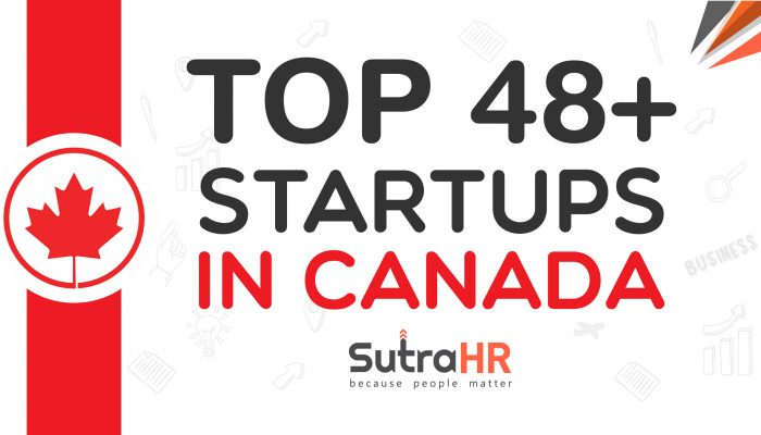 Top Startups In Canada In 2017 To Watch Out For