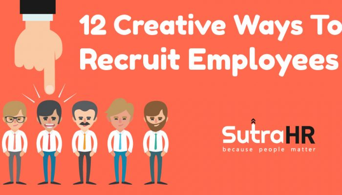 12 Creative Ways to Recruit Employees