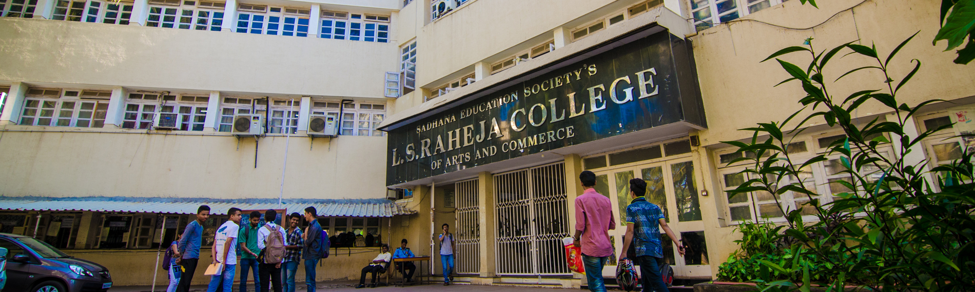 Top BMS Colleges in Mumbai - Raheja