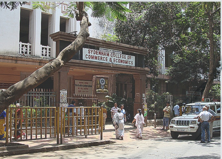 Top BMS Colleges in Mumbai - Sydenham College